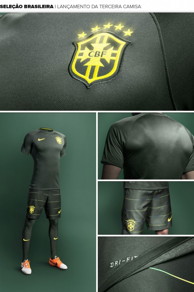Camisa do Brasil 4