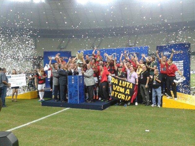 Sport Campeão Copa NE