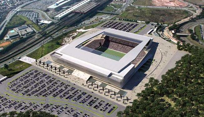 Arena Corinthians-SP