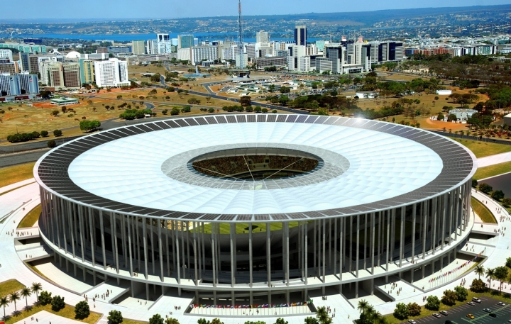 Arena de Brasilia