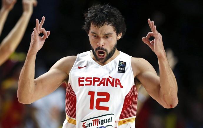 Basquete Espanha 2
