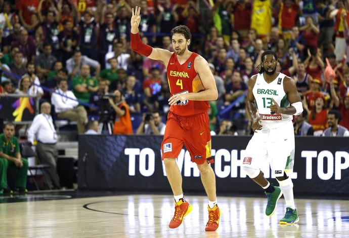 basquete Espanha