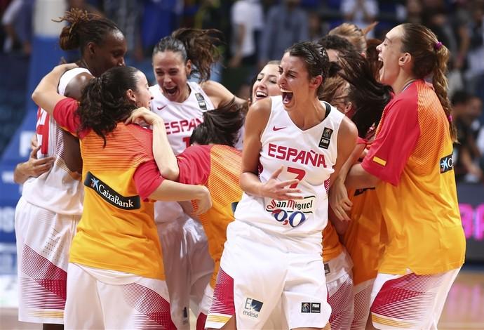 Basquete Espanha 3